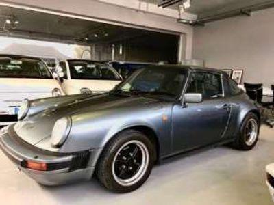 usata Porsche 911SC 3.0 TARGA TAGLIANDATA KM 104.000 GARANZIA Benzina