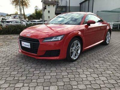 usata Audi TT coupe 2.0 tfsi Design s-tronic