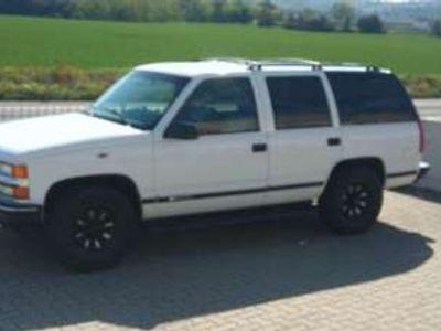 usata Chevrolet Tahoe 5.7 v8 vortek gpl asi crs Benzina/GPL