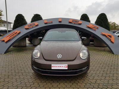 usata VW Maggiolino Cabrio 1.6 TDI Sport dsg
