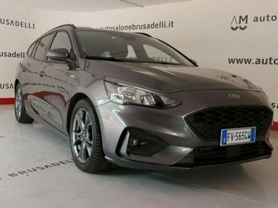 usata Ford Focus 1.0 EcoBoost 125 CV Start&Stop ST Line Automatica