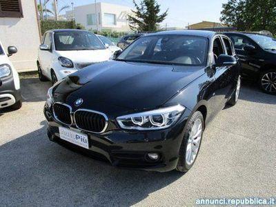 begagnad BMW 118 d 5p. Sport Line Autom. Navi