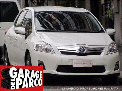 usata Toyota Auris 1.8 HYBRID LOUNGE 5 PORTE