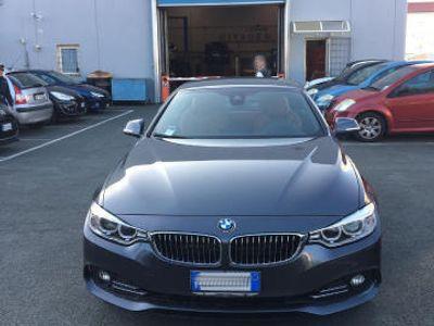 usata BMW 428 Serie 4 Cabrio(F33) Cabrio Luxury