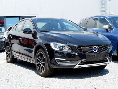 used Volvo S60 CC D4 Geartronic Pro Standhzg.
