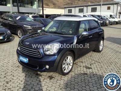 brugt Mini Cooper D Countryman COUNTRYMAN 2.0 auto