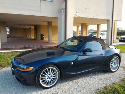 usata BMW Z4 2.5i cat Roadster