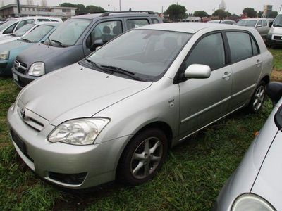 usado Toyota Corolla 1.4 D-4D M-MT 5 porte Sol rif. 10721420