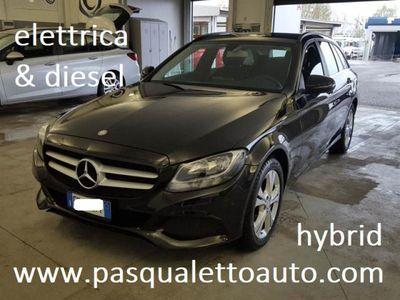usata Mercedes C300 HYBRID S.W. Automatic Business