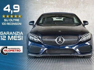 usata Mercedes C220 d Cabrio Premium