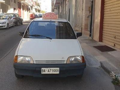 usata Citroën AX 900 benz. 44cv 1988 in buono stato