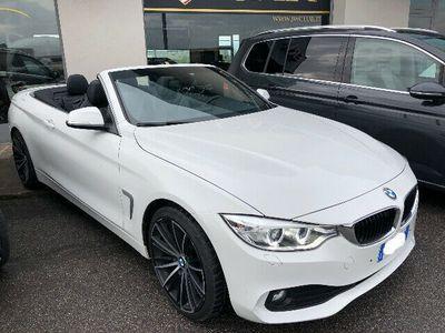 usata BMW 420 Cabrio MSport aut Full