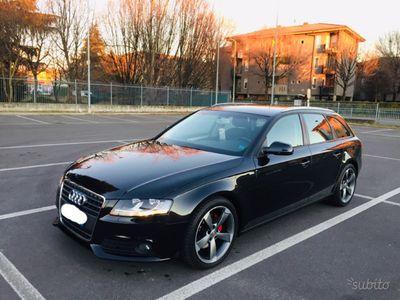 usata Audi A4 2.0 tdi anno 2009