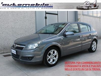 usata Opel Astra 1.6 16V Twinport 5 porte Cosmo GPL