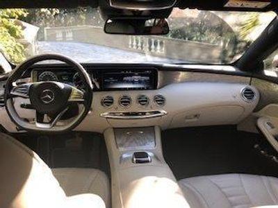 usata Mercedes S400 SEC Coupé 4Matic Premium