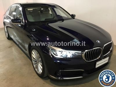 used BMW 730 SERIE 7 d Luxury auto