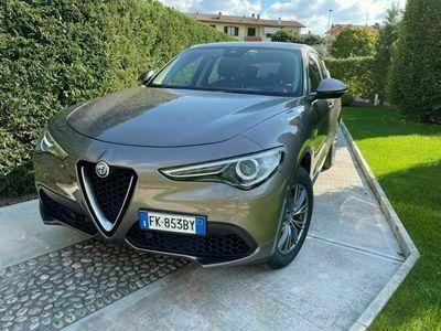 usata Alfa Romeo Stelvio Stelvio 2.0 Turbo 200 CV AT8 Q4 Super