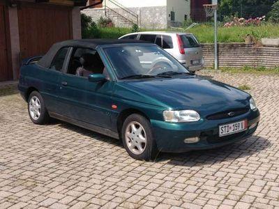 usata Ford Escort Cabriolet Ghia
