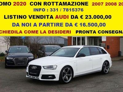 usata Audi A4 2.0 tdi aut s line avant dirigenziale uff