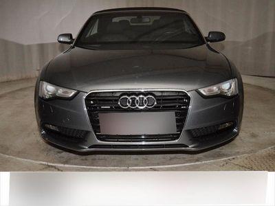 brugt Audi A5 Cabriolet 3.0 Tdi Dpf Quattro S Troni S-line