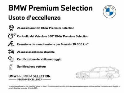 usata BMW 216 Serie 2 Active Tourer d Luxury del 2016 usata a Matera