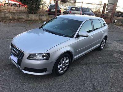 usata Audi A3 SPB 2.0 TDI 170 CV Euro5 F.AP. S-tronic Perfetta