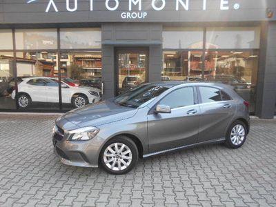 gebraucht Mercedes A160 d CAMBIO AUTO BUSINES NAVI,TELECAMERA,SEDILI SPORT