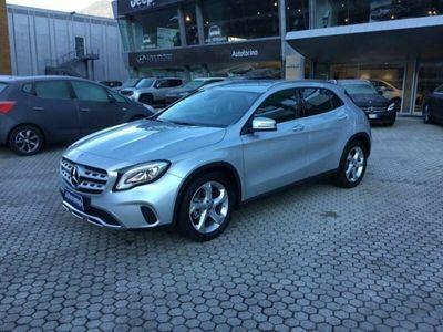 usata Mercedes 180 GLA ClasseSport auto