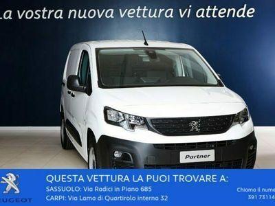 usata Peugeot Partner BlueHDi 100 S&S PC 1000Kg Furgone Asphalt