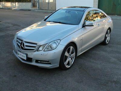 usata Mercedes E220 Classe ECDI Coupé BlueEFFICIENCY