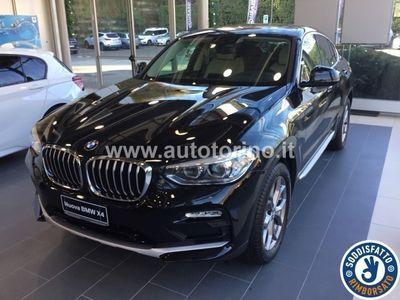 brugt BMW X4 X4XDRIVE20D XLINE