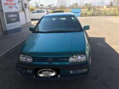 usata VW Golf 2.8 VR6 cat 3 porte Benzina