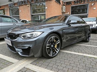 "usata BMW M4 Coupe' DKG FRENI CARBO CERAMICI """" SUPE"