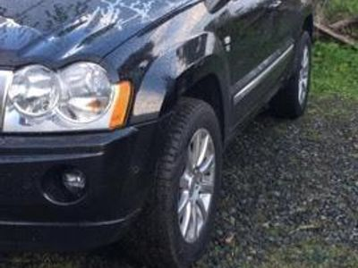 usata Jeep Grand Cherokee 3.0 V6 CRD Overland