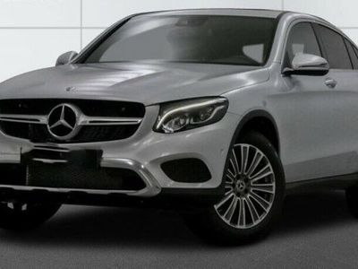 begagnad Mercedes GLC250 -Benz GLC 250 4M Coupe SHD -Benz4M Coupe SHD
