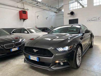 usata Ford Mustang Fastback 2.3 EcoBoost MANUALE ITALIANA TAGL