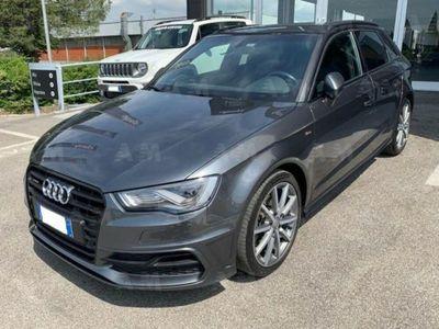 usado Audi Q3 2.0 TDI 150 CV quattro S tronic S line Edition del 2015 usata a Cortona