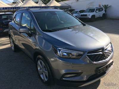 usata Opel Mokka X 1.4 turbo BZ/GPL 140cv Vari Col