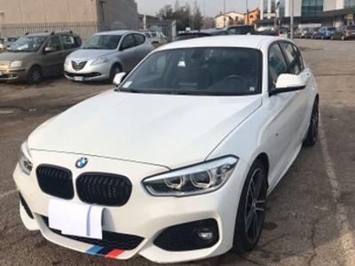 usata BMW 120 d Msport ,autovettura tagliandata