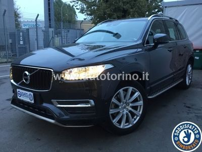 used Volvo XC90 D4 Geartronic 7 posti Kinetic