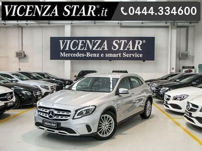 gebraucht Mercedes GLA200 Sport del 2017 usata a Altavilla Vicentina