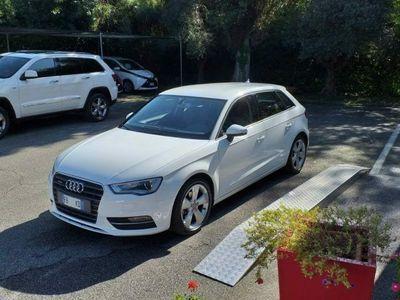 usata Audi A3 A3 SPB 2.0 TDI 150 CV clean diesel AmbitionSPB 2.0 TDI 150 CV clean diesel Ambition