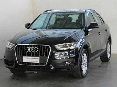 usata Audi Q3 2.0 TDI quattro Business Plus + TETTO + NAVI + 17'