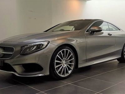 used Mercedes 500 Classe S S SECCoupé 4Matic...