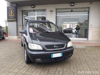 usata Opel Zafira 2.0 16v dti cat comfort diesel