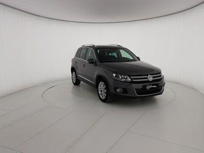 używany VW Tiguan 2.0 tdi BM Sport&Style 110cv E6