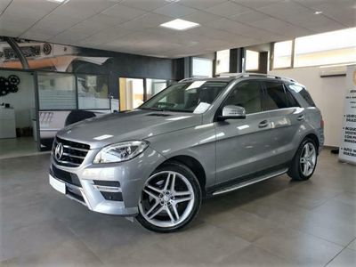second-hand Mercedes ML250 4Matic Premium - AMG - 2014