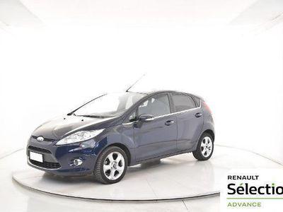 usata Ford Fiesta 1.4 97CV 5P GPL Titanium CERCHI IN LEGA - CLIMA