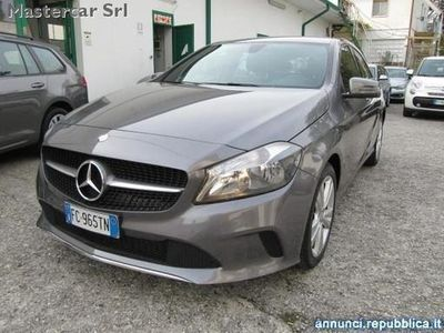 begagnad Mercedes A200 d Automatic 4Matic Business Navi Pelle
