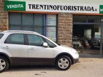 usata Fiat Sedici 1.9 MJT 4x4 Emotion rif. 11794925